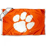 Clemson Tigers 2x3 Flag