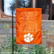 Clemson Tigers Fight Song Lyrics Garden Banner