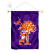 Clemson Tigers Small Wall and Window Banner