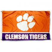 Clemson University Flag