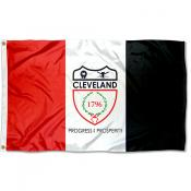 Cleveland City 3x5 Foot Flag