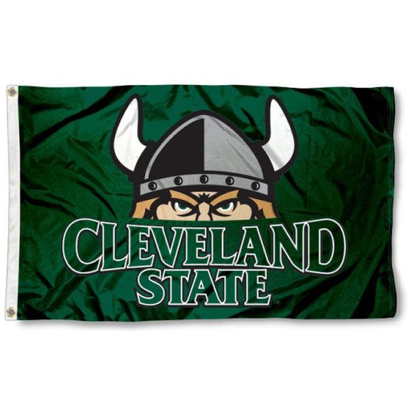 Cleveland State University Flag