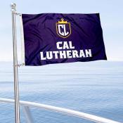 CLU Kingsmen Boat Nautical Flag