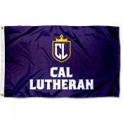 CLU Kingsmen Logo Outdoor Flag