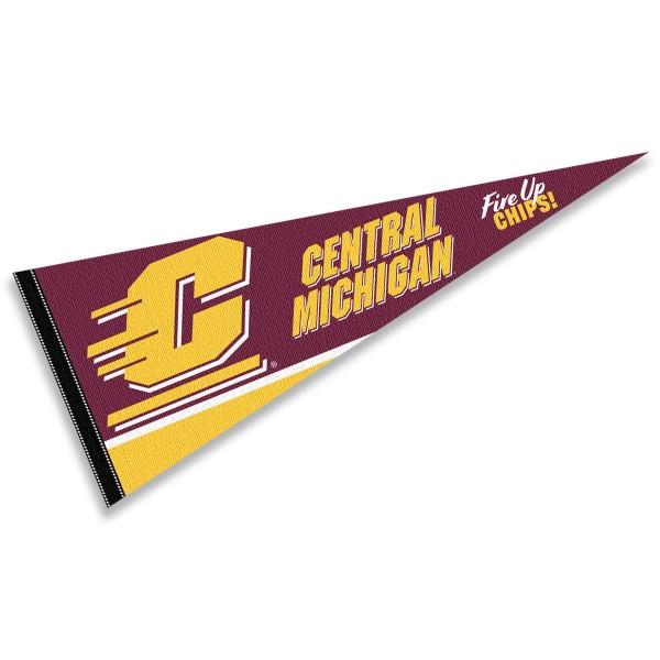 CMU Chippewas Pennant
