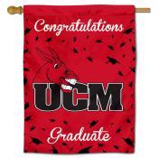 CMU Mules Graduation Banner