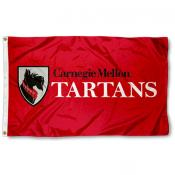 CMU Tartans 3x5 Foot Flag