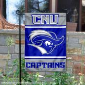 CNU Captains Garden Flag