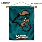 Coastal Carolina Chanticleers Wall Hanging
