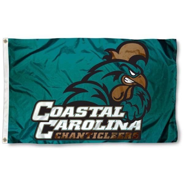 Coastal Carolina University Flag