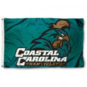 Coastal Carolina University Flag