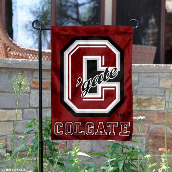 Colgate University Garden Flag