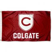 Colgate University Wordmark 3x5 Foot Flag