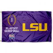 College Football Playoff Semifinal Game LSU Tigers 3x5 Foot Flag