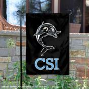 College of Staten Island Dolphins Double Sided Garden Flag