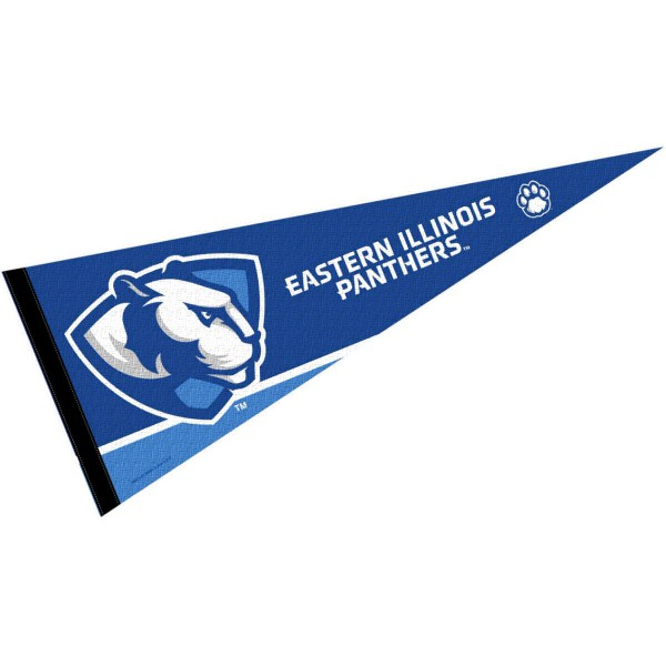 College Pennant for Eastern Illinois Panthers