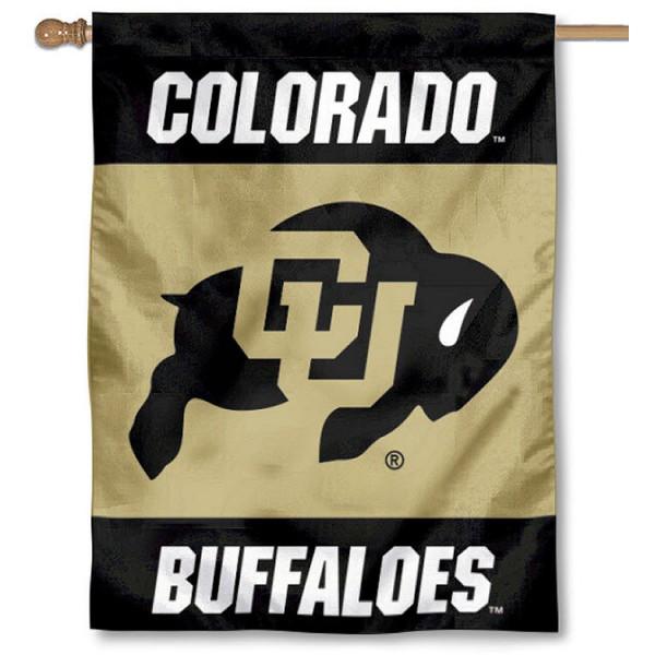 Colorado Buffaloes House Flag