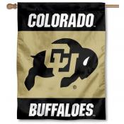 Colorado Buffaloes House Flag