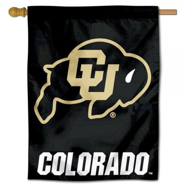Colorado Buffaloes Polyester House Flag