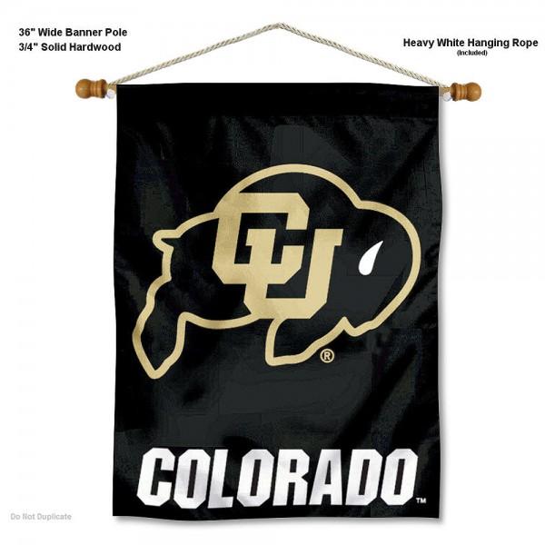 Colorado Buffaloes Wall Hanging