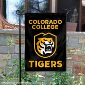 Colorado College 2 Ply Double Sided Garden Flag