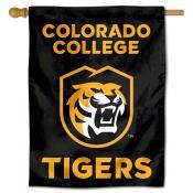 Colorado College Tigers Banner Flag