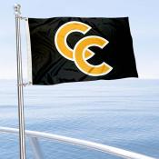 Colorado College Tigers Boat Nautical Flag