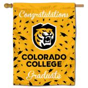 Colorado College Tigers Graduation Banner