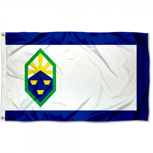 Colorado Springs City 3x5 Foot Flag