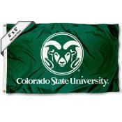 Colorado State Rams 4'x6' Flag