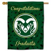 Colorado State Rams Graduation Banner