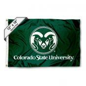 Colorado State Rams Mini Flag