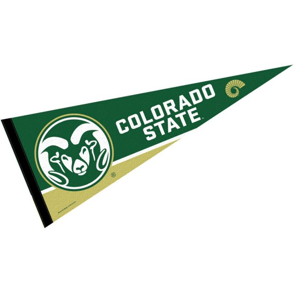 Colorado State Rams Pennant