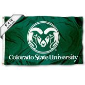 Colorado State University 6x10 Large Flag