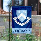 Columbia Lions Academic Shield Garden Flag