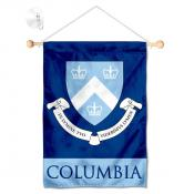 Columbia Lions Window Hanging Banner with Suction Cup