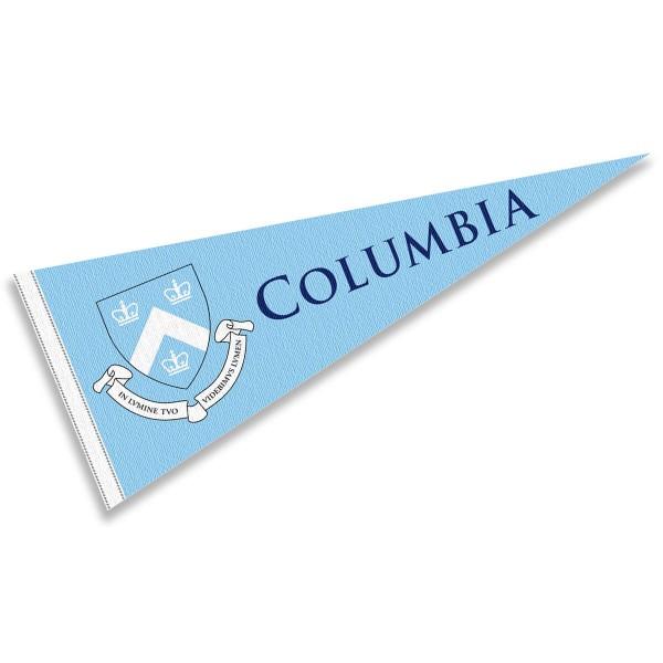 Columbia University Felt Pennant