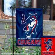 Columbus State University Double Sided Garden Flag