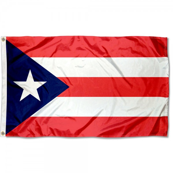 Commonwealth of Puerto Rico 3x5 Foot Flag