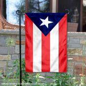 Commonwealth of Puerto Rico Yard Garden Banner