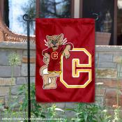Concordia Cougars Mascot Charlie Garden Flag