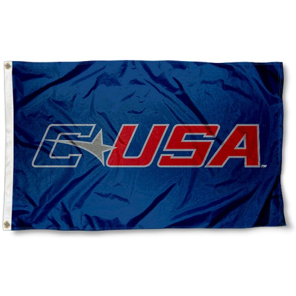 Conference USA 3x5 Banner Flag