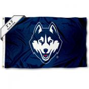 Connecticut Huskies 2x3 Flag