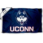 Connecticut Huskies UCONN 4'x6' Flag
