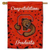 Cornell Big Red Graduation Banner