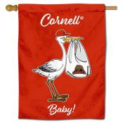 Cornell Big Red New Baby Banner