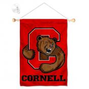 Cornell Big Red Small Wall and Window Banner