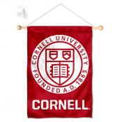 Cornell Big Red Window Hanging Banner with Suction Cup