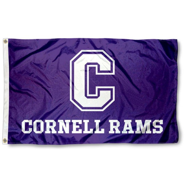 Cornell Rams 3x5 Foot Flag