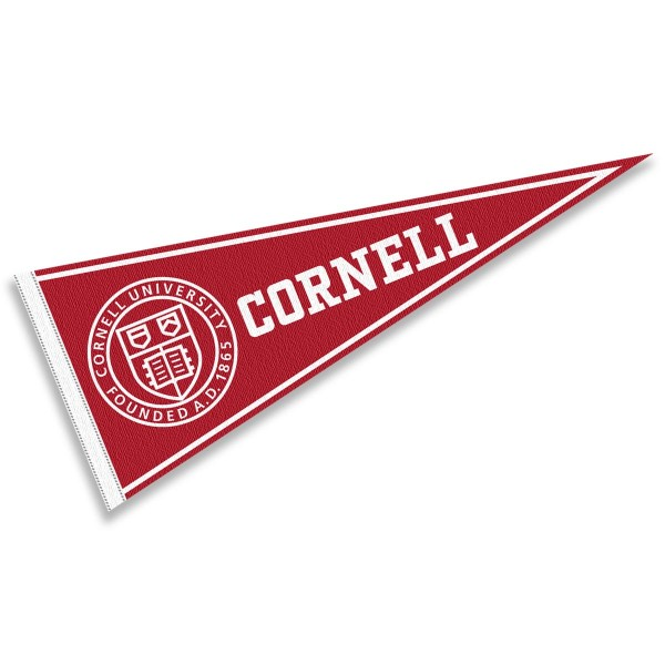 Cornell University Felt Pennant